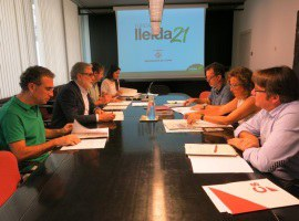 La Fundació Lleida 21 intensifica la seva labor de sensibilització ambiental a Lleida