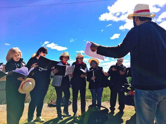 La música envaeix l'Horta amb el Lleida Canta