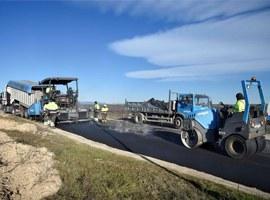 Imatge de la notícia La Paeria arranja el camí de la Saira, entre Lleida i Almacelles