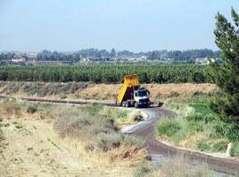 Imatge de la notícia La Paeria augmenta el pressupost de manteniment de camins de l'Horta en 55.000 euros