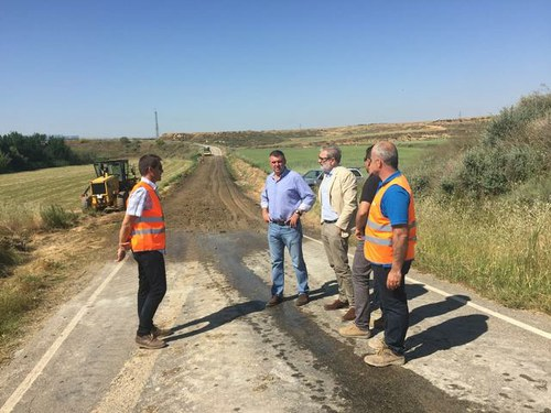 Imatge de la notícia La Paeria inverteix 150.000€ en quatre actuacions importants en camins de l'Horta