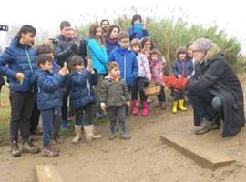 Imatge de la notícia La revolució verda de Lleida arriba també als Aiguamolls de Rufea