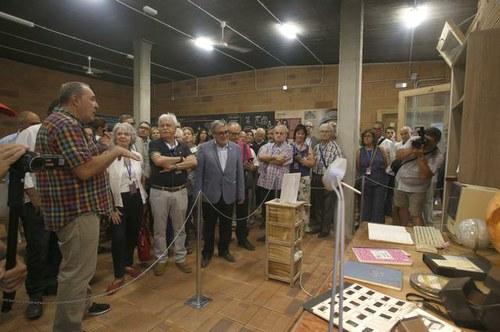 Imatge de la notícia Les visites guiades al llegat de Joan Oró comencen aquest diumenge