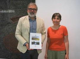 Lleida avança en la millora de l'espai fluvial i la qualitat de l'aigua del Riu Segre