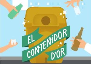 Lleida participa a El Contenidor d'Or, el concurs que premia el reciclatge de vidre