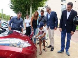 Lleida tindrà el 2019 quatre punts de recàrrega de vehicles elèctrics
