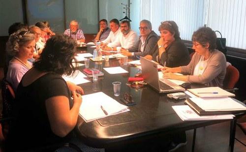 Imatge de la notícia La Comissió de l'Horta analitza la situació de la contractació temporal en el sector agrari a Lleida