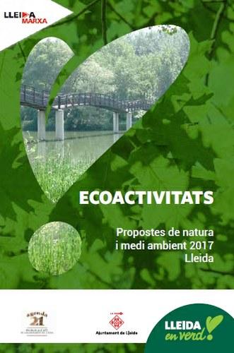 Imatge de la notícia Nou programa d'Ecoactivitats per al 2017