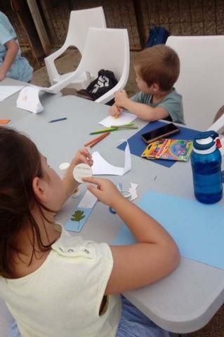 Imatge de la notícia Prop de 300 persones participen en les activitats del Museu del Clima i la Ciència durant el mes de juliol